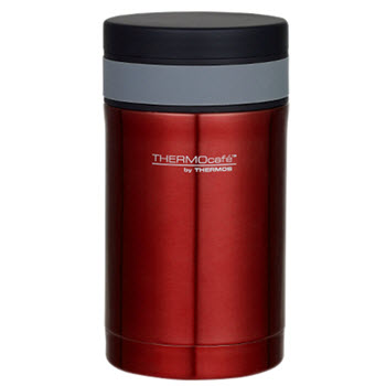 THERMOcafe Vacuum  Insulated Food Jar 500ml – Red