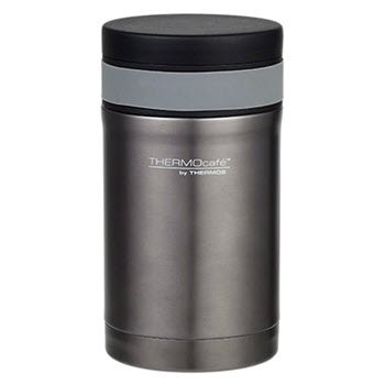 THERMOcafe Vacuum Insulated Food Jar 500ml – Smoke