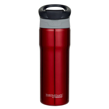 THERMOcafe Stainless Steel  Vacuum Insulated Tumbler 450ml  - Red