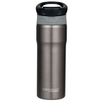 THERMOcafe Stainless Steel  Vacuum Insulated Tumbler 450ml  - Smoke