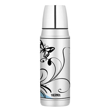 Thermos Vacuum Flask Fashion 480ml Assorted Designs