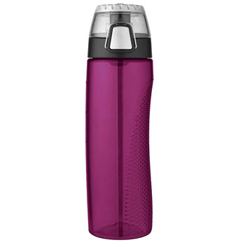 Thermos 710ml Single Wall Eastman Tritan Copolyester Hydration Bottle Magenta