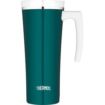Thermos Sipp Stainless Steel 470ml Vacuum Insulated Travel Mug Teal