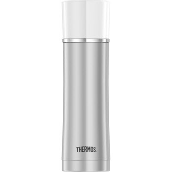 Thermos Sipp Stainless Steel 470ml Vacuum Insulated Flask White