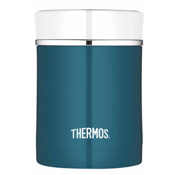 Thermos Sipp Stainless Steel 470ml Vacuum Insulated Food Jar Teal