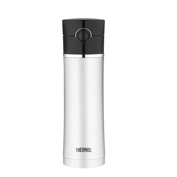 Thermos Sipp Stainless Steel 470ml Vacuum Insulated Bottle with Tea Infuser
