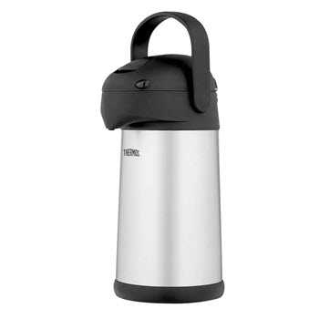Thermos Stainless Steel 2.5L Vacuum Insulated Pump Pot