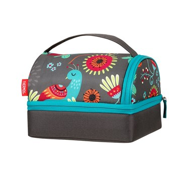 Thermos Raya Polyester Pack-In Lunch Bag 23 x 18 x 20cm Colourful Peacock