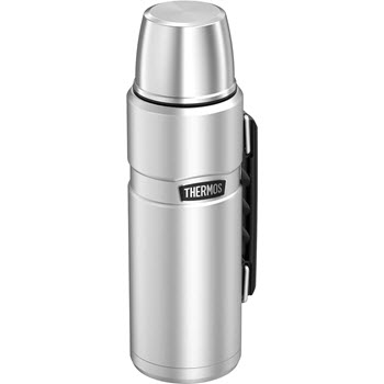 Thermos Stainless King 2L Beverage Flask – Stainless Steel