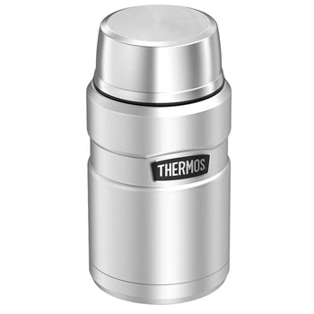 Thermos Stainless King 710ml Vacuum Insulated Food Jar – Stainless Steel