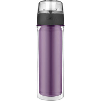 Thermos 530ml Double Wall Eastman Tritan Copolyester Hydration Bottle Purple