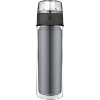 Thermos 530ml Double Wall Eastman Tritan Copolyester Hydration Bottle Smoke