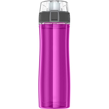 Thermos Double Wall BPA Free Eastman Tritan 530ml Hydration Bottle – Aubergine