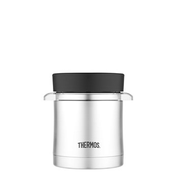 Thermos 355ml Microwave Food Jar Stainless Steel Vacuum Insulated Sleeve