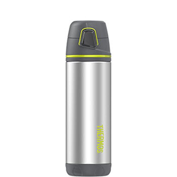 Thermos Element5  470ml Insulated Flask Stainless Steel Charcoal