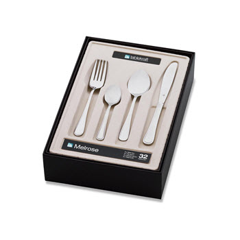 Tablekraft Melrose 32 Piece Cutlery Set