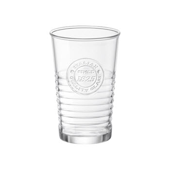 Luigi Bormioli Officina 1825 300ml Tumbler Clear