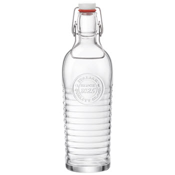 Luigi Bormioli Officina 1825 1.2L Bottle Clear