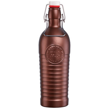 Luigi Bormioli Officina 1825 1.2L Bottle Metallic Bronze