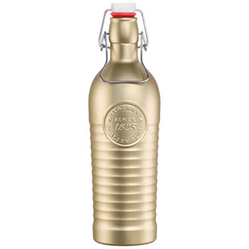 Luigi Bormioli Officina 1825 1.2L Bottle Metallic Gold