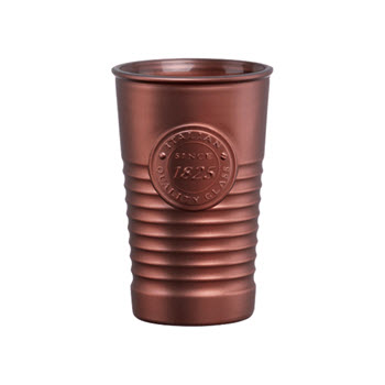 Luigi Bormioli Officina 1825 300ml Tumbler Metallic Bronze