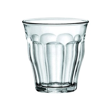 Duralex Picardie Glass Tumbler 130ml - MIN ORDER QTY OF 6