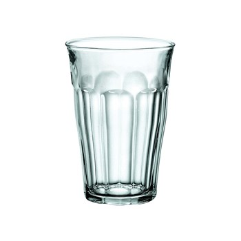 Duralex Picardie Glass Tumbler 360ml - MIN ORDER QTY OF 6