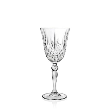 RCR Cristalleria Melodia Red Wine Glass 270ml - MIN ORDER QTY OF 6