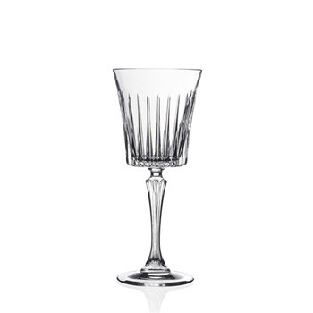 RCR Cristalleria Timeless 227ml White Wine Glass - MIN ORDER QTY OF 6