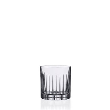RCR Cristalleria Timeless 360ml Double Old Fashion Tumbler - MIN ORDER QTY OF 6