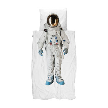Snurk Astronaut Quilt Set King Single