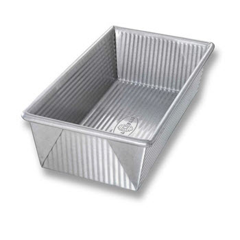 USA Pan Non-Stick 25 x 13 x 8cm Loaf Pan