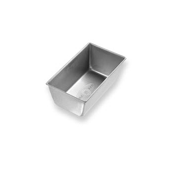 USA Pan Non-Stick 14 x 8 x 6cm Mini Loaf Pan Set Of 4