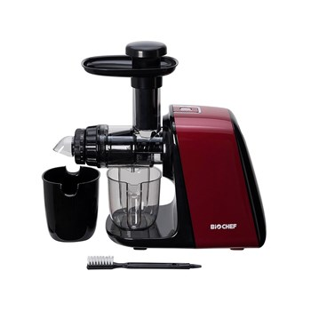 BioChef Axis Compact Cold Press Juicer Red