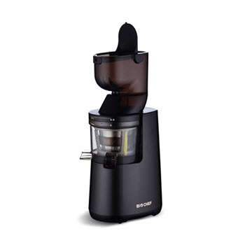 Biochef Atlas Whole Slow Juicer Black
