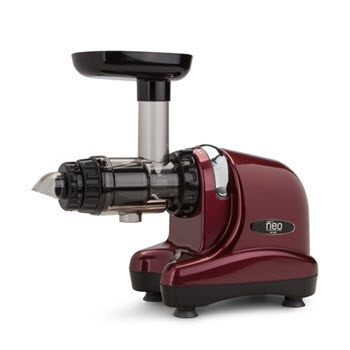 Oscar Neo Cold Press Juicer DA 1000 Burgundy