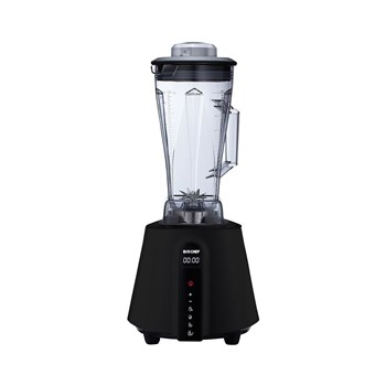 BioChef Living Food Vacuum Blender Black