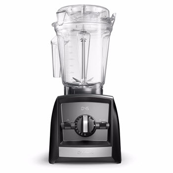 Vitamix ASCENT Series A2500i High-Performance Blender Black
