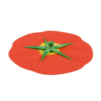 Charles Viancin 23cm Silicone Lid Tomato