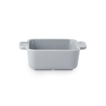 Corningware Modern Collection Deep Square Cocotte 13cm Ash Grey