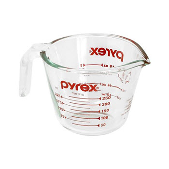 Pyrex 1 Cup/236ml Measuring Jug