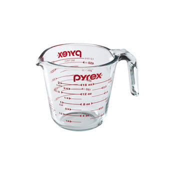 Pyrex 2 Cup/473ml Measuring Jug