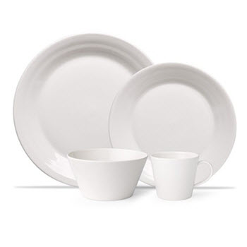 Royal Doulton 1815 16 Piece Dinner Set White