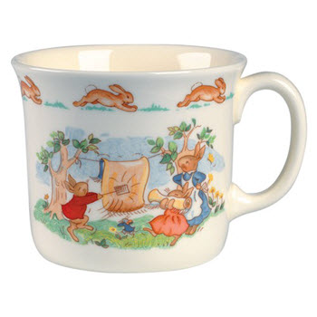 Royal Doulton Bunnykins Mug 1 Handled