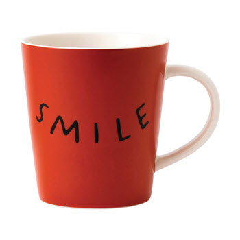 Royal Doulton Ellen Degeneres Smile Mug 465ml