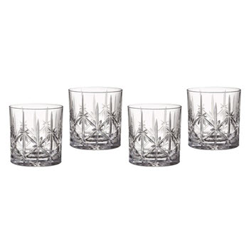 Waterford Marquis Sparkle Set of 4 Tumbler Glass