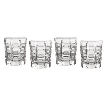 Waterford Marquis Crosby Double Old Fashioned  Set of 4