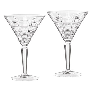 Waterford Marquis Crosby Martini Set of 2