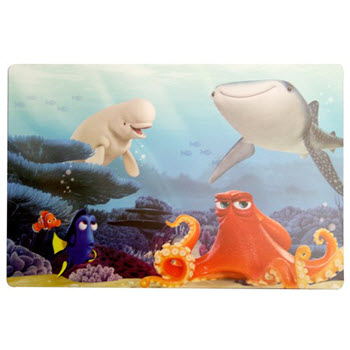 Zak Finding Dory Kids Placemat