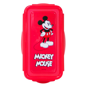 Zak Mickey Mouse Snap Snack Container 200ml